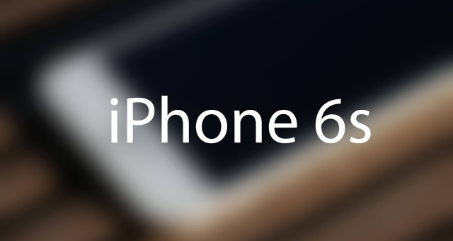 Představení nového iPhone 6s a iPhone 6s Plus