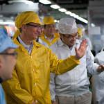 Tim Cook se setká s čínským prezidentem Xi Jinpingem