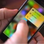 Nejlepší vlastnosti iPhonu 6s stechnologií 3D Touch