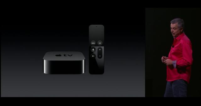 Novinky o nové Apple TV