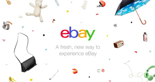 Aplikace eBay pro iPhone a iPad se dočkala kompletního předělání