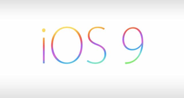 Nová aktualizace iOS 9.0.2