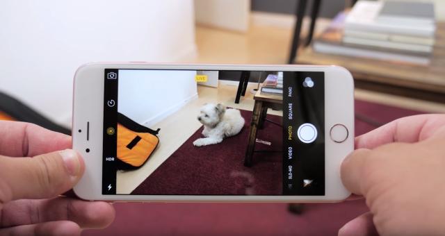 Video: podívejte se, jak fungují Live Photos