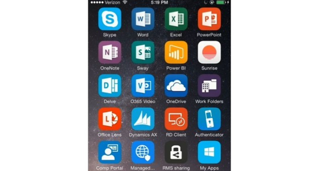 Výkonný ředitel Microsoftu použil během konference iPhone