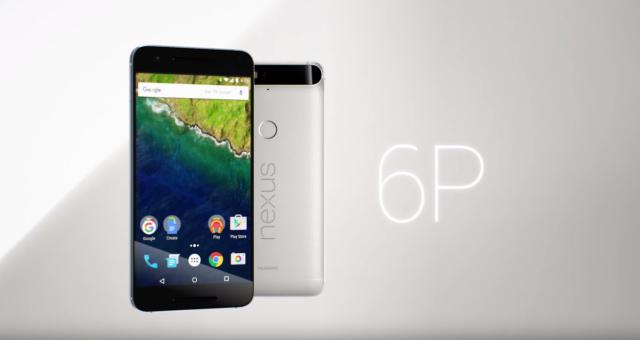 Google představil nová zařízení Nexus, porovnává je s iPhonem 6s