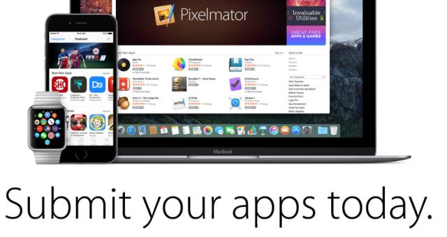 Apple vyzývá vývojáře k odeslání aplikací pro nové operační systémy