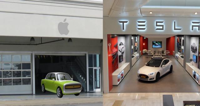 """Iniciativa Applu """"Project Titan"""" negativně ovlivňuje vývoj produktů Tesla Motors"""
