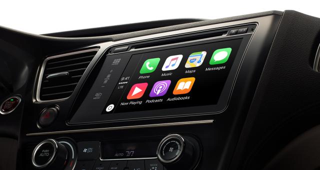 Nejnovější Honda Civic bude podporovat CarPlay a Android Auto
