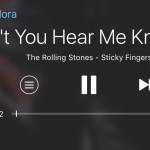 Aplikace Pandora Radio pro iPhone nyní podporuje přenášení hudby do CarPlay