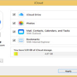 iCloud Drive & iCloud Photo nově podporují Windows PC