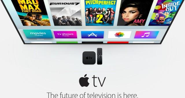 Apple TV 4 podporuje stereoskopický 3D obsah