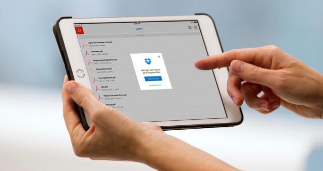 Adobe spolupracuje s Dropboxem kposílení Acrobatu DC a Adobe Readeru, eSign získává nové partnery