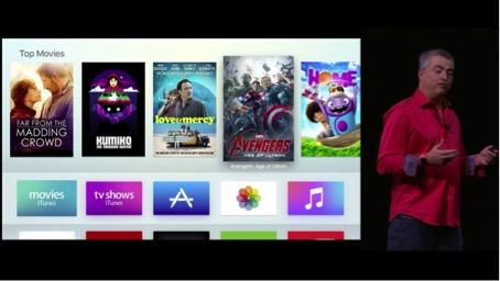 Tim Cook vysvětlil univerzální vyhledávání vnové Apple TV