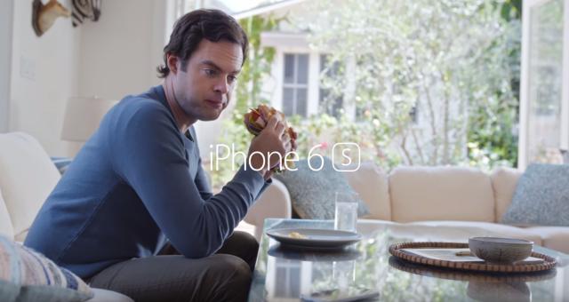 """Další reklama na iPhone 6s ukazuje funkci """"Hey Siri"""""""