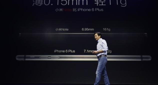 Čínský výrobce Xiaomi se chystá okopírovat 3D Touch