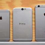 Firma HTC představila klon iPhonu