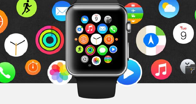 Apple si nechal zaregistrovat šest ikon pro Apple Watch