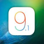 iOS 9.1 nyní dostupný