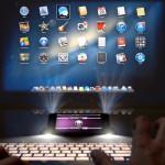 Bude mít nový iPhone zabudovaný projektor?