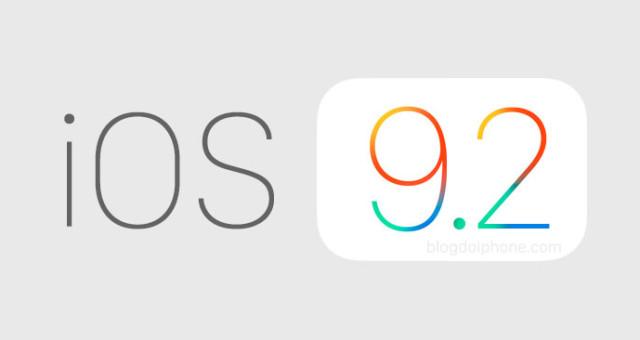 Apple vydal vývojářskou verzi iOS 9.2