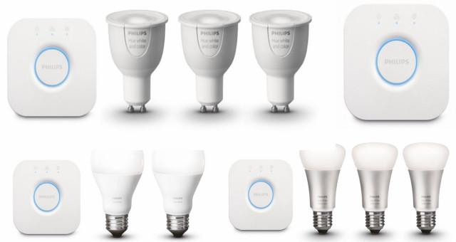 Apple konečně pořádně rozjíždí HomeKit, Philips představuje kompatibilní Hue Lights
