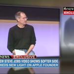 Apple ukázal kvůli nadcházejícím negativním filmům milejší stránku Steva Jobse svým zaměstnancům