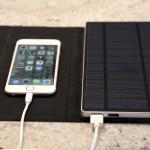 Solartab, prémiový solární dobíječ/baterie pro iPad a iPhone, který opravdu funguje