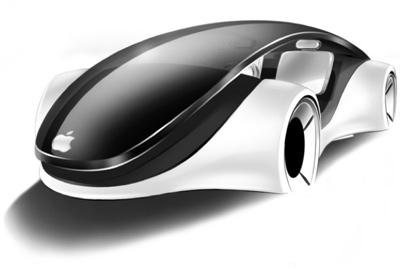 O budoucí automobil od Applu je zájem