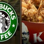 Starbucks začne do konce roku přijímat platby Apple Pay, KFC příští rok