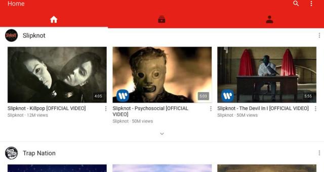 YouTube výrazně předělal svojí aplikaci pro iOS