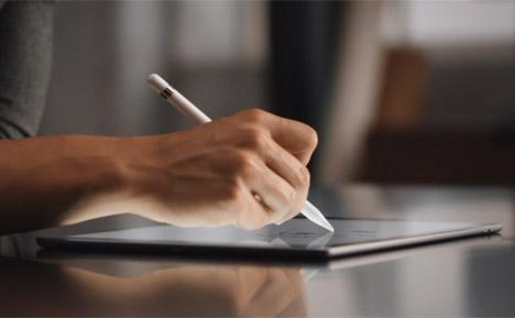 Apple Story obdržely novou dodávku Apple Pencil