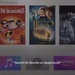 Slíbená podpora Apple Music vApple TV se již objevila vtvOS 9.1 beta verzi