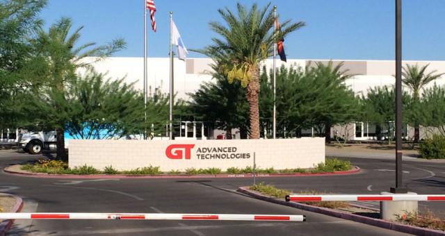 Firma GT Advanced Tech se domluvila s Applem na splacení jejich $439 milionového dluhu