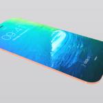 Ultra tenký iPhone 7 s displejem přes celou přední stranu
