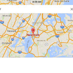 Google Maps pro iOS přinesou offline navigaci a stáhnutelné mapy