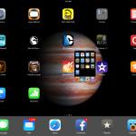 iPad Pro má tak velké rozlišení, že iPhone 3G se vejde mezi ikony