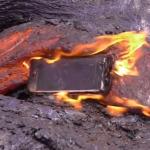 Video: Jak si poradí iPhone 6s s lávou?