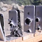 Kolik iPhonů zastaví kulku vystřelenou z AK-74?