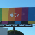 Reklamní kampaň na Apple TV pokračuje barevnými billboardy, které se nejspíše objeví po celých Spojených státech