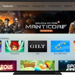 První statistiky App Storu pro Apple TV ukazují popularitu her