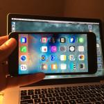 Jak zakázat rotaci hlavní stránky na iPhonu 6/s