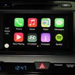 Hyundai přidá CarPlay do své Sonaty začátkem příštího roku
