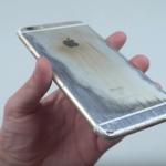 VIDEO: Jak odolný je na iPhonu 6s hliník?