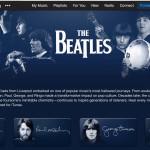 Hudba od Beatles přijde na Štědrý den na jednu hudební streamovací službu