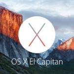 Apple zveřejnil OS X 10.11.3 El Capitan beta 2