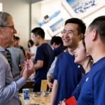 V Číně brzy otevřou dva nové Apple Story