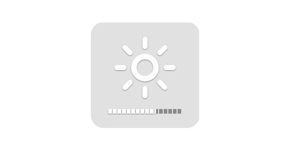 Jak ztmavit jas displeje na Macu více, než to zařízení dovoluje