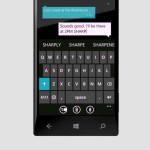 Microsoft vyvíjí iPhone verzi své klávesnice z Windows Phone