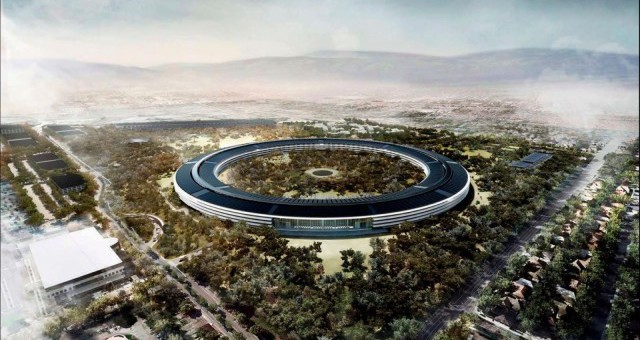 Město San Jose povolilo nový Apple Campus