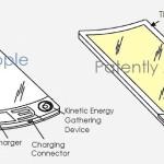 Apple si nechal prodloužit patent na ohebné displeje